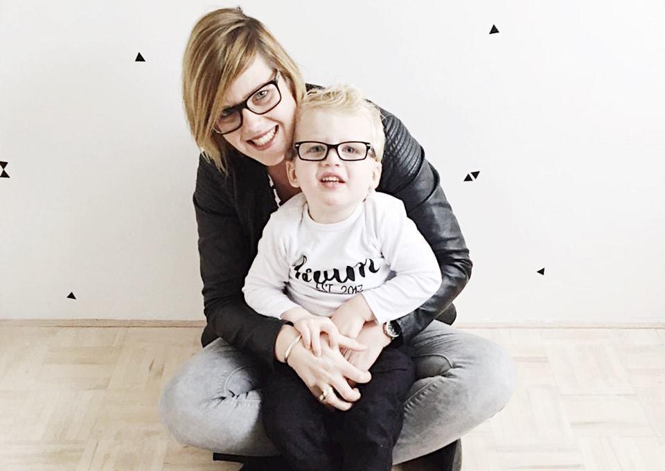Cool Mom - Sabine van der Veen
