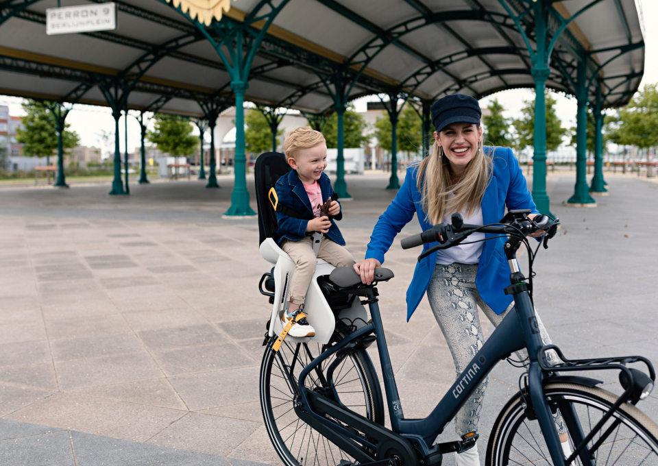 Mamafiets of family bike kopen? Dit moet je weten!