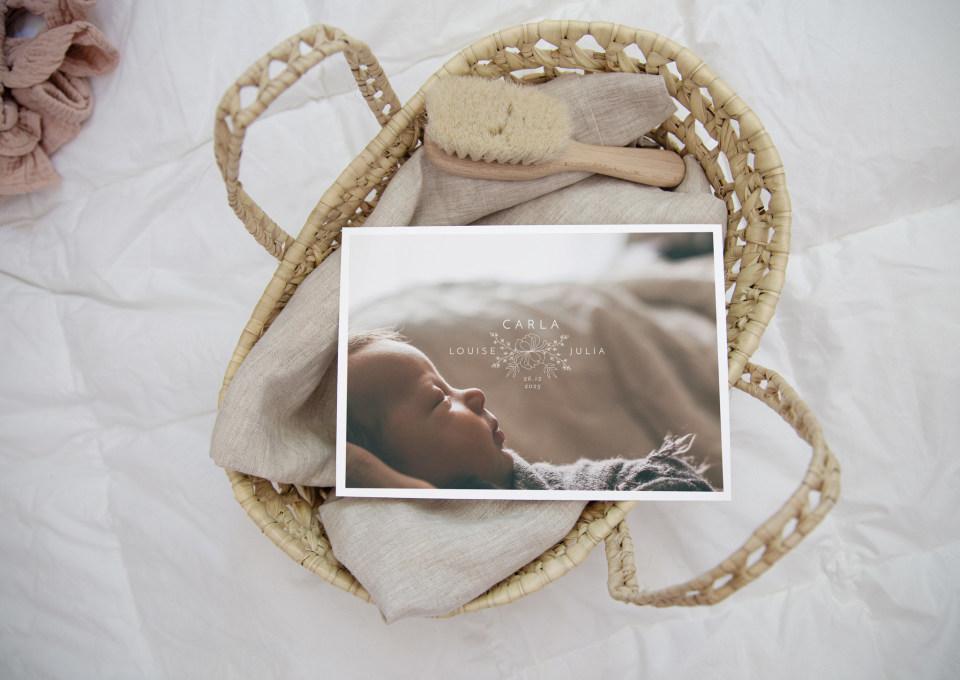 Originele geboortekaartjes: tips & inspiratie