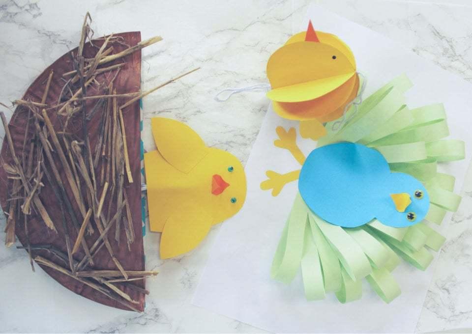 3x DIY knutselen voor Pasen