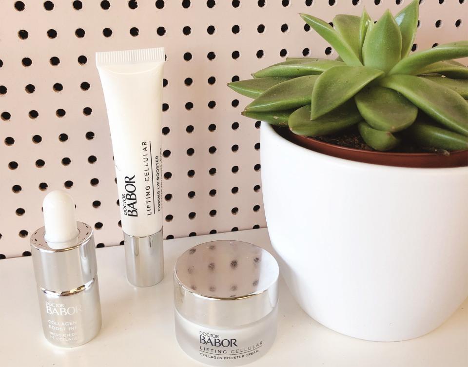 Dr Babor Collagen producten - mijn ervaring