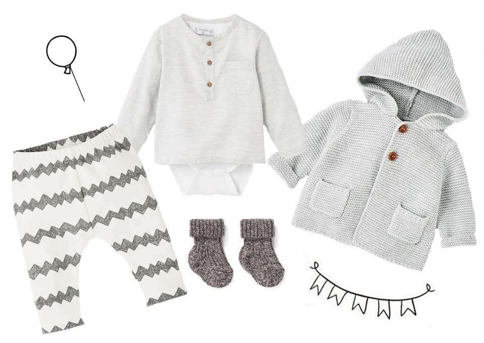 Verrassend Supercute: de eerste kleertjes voor je baby | MiniMe.nl OY-21