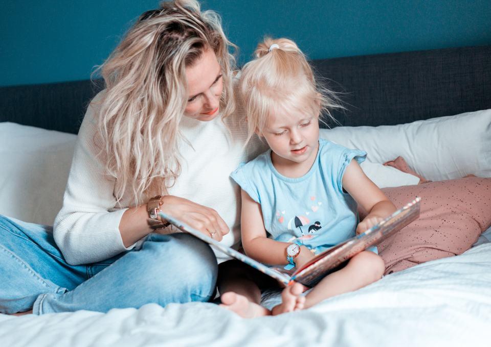 Voorlezen aan kinderen: zo doe je dat!