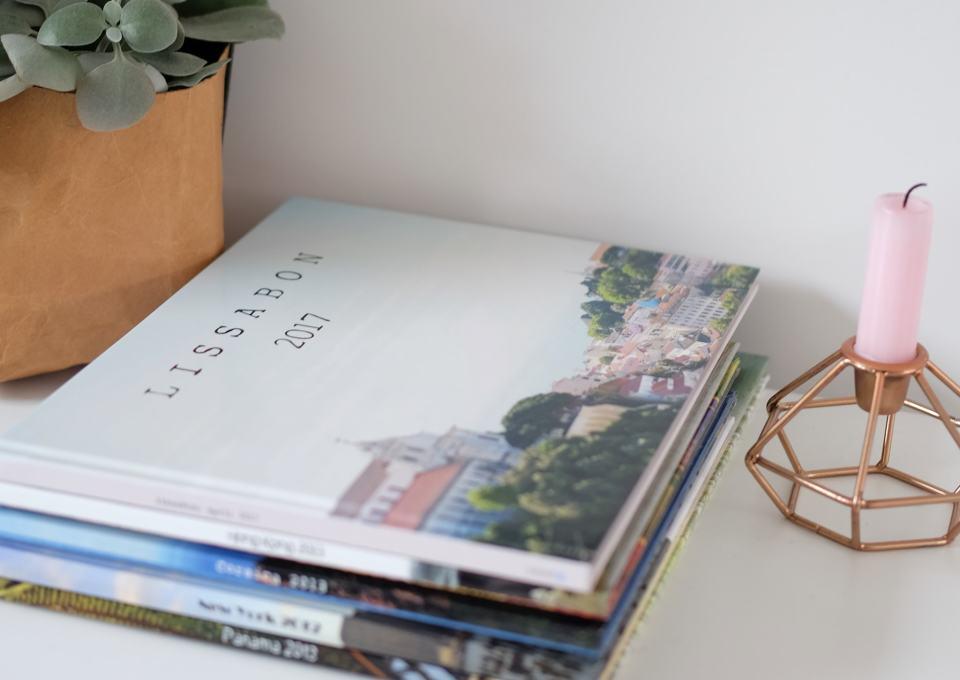Een zelfgemaakt fotoboek is een MUST!