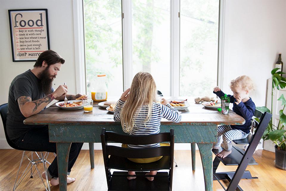 Kookboek voor het gezin - onze top 5