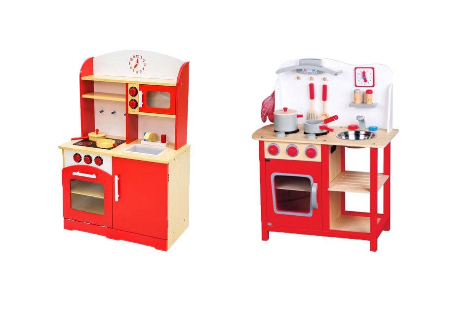 Houten keukentjes voor je kind die leuk in je interieur staan - Mode keuken deco ...