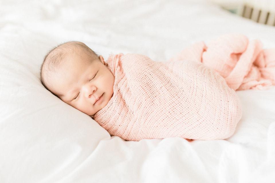 Ritme baby 12 weken | Dagschema van een baby van 3 maanden
