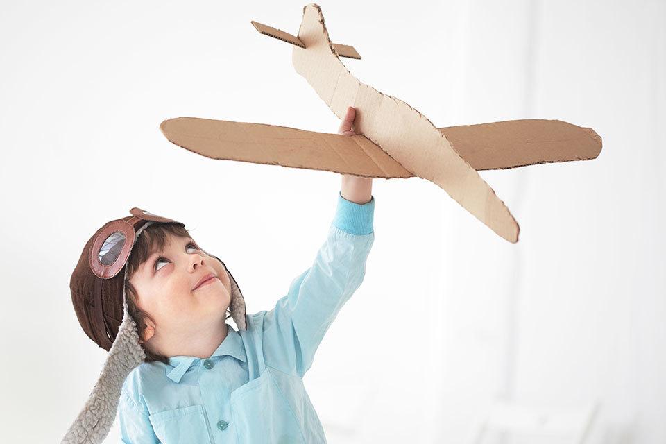 Speelgoed belangrijk voor baby