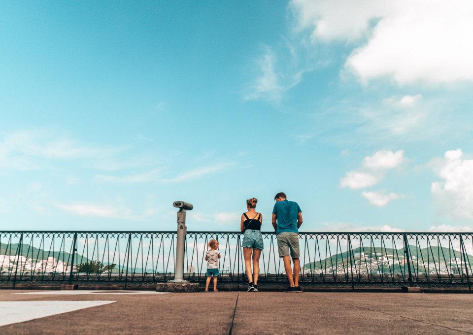 Op wereldreis met kinderen voor onbepaalde tijd