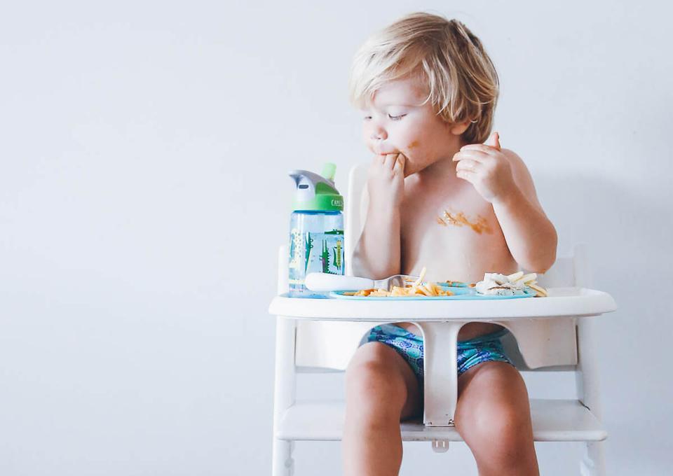 Peuter wil niet eten: mijn tips