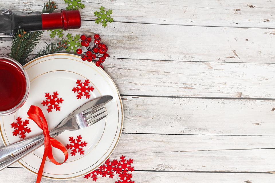 Kerst Tafel Decoratie : Toffe budget tafeldecoratie voor kerst minime.nl