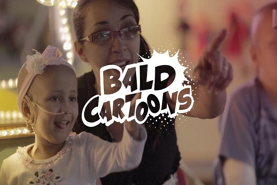 Prachtige video over kinderen met kanker