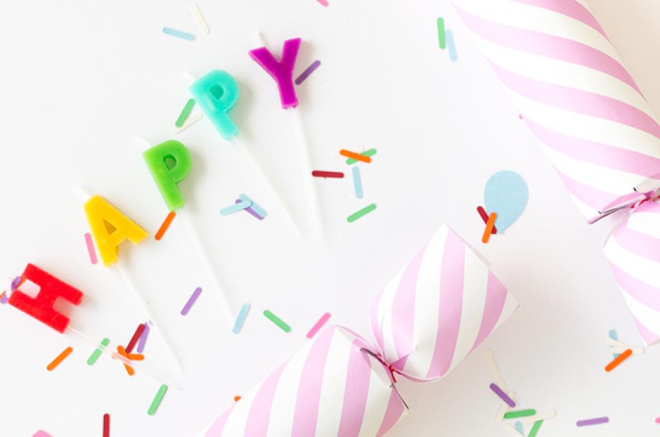 Handige tips & toffe items voor een geslaagd kinderfeestje