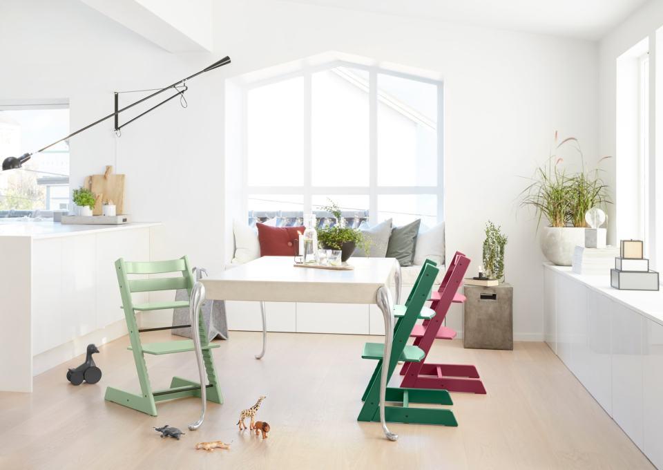 Nieuwe Stokke Stoel : De nieuwe stokke tripp trapp kleuren deze koos ik minime