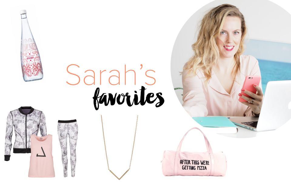 Sarah's favorites december
