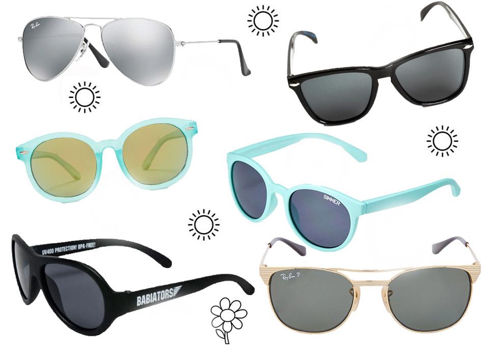 De leukste zonnebrillen voor je kind!