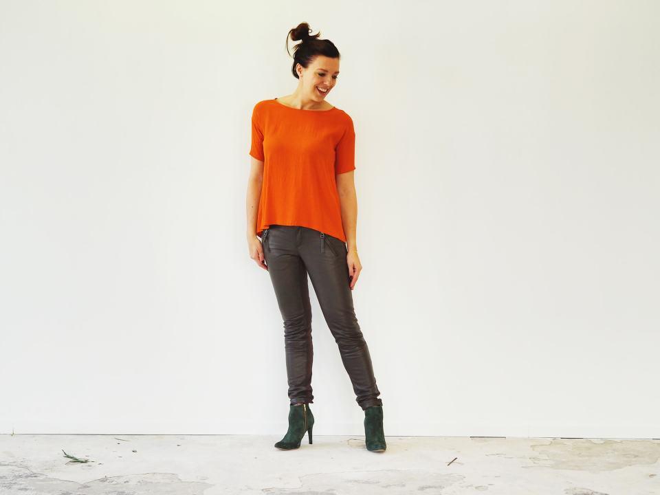 Outfit of the day | Ga voor een leren broek!