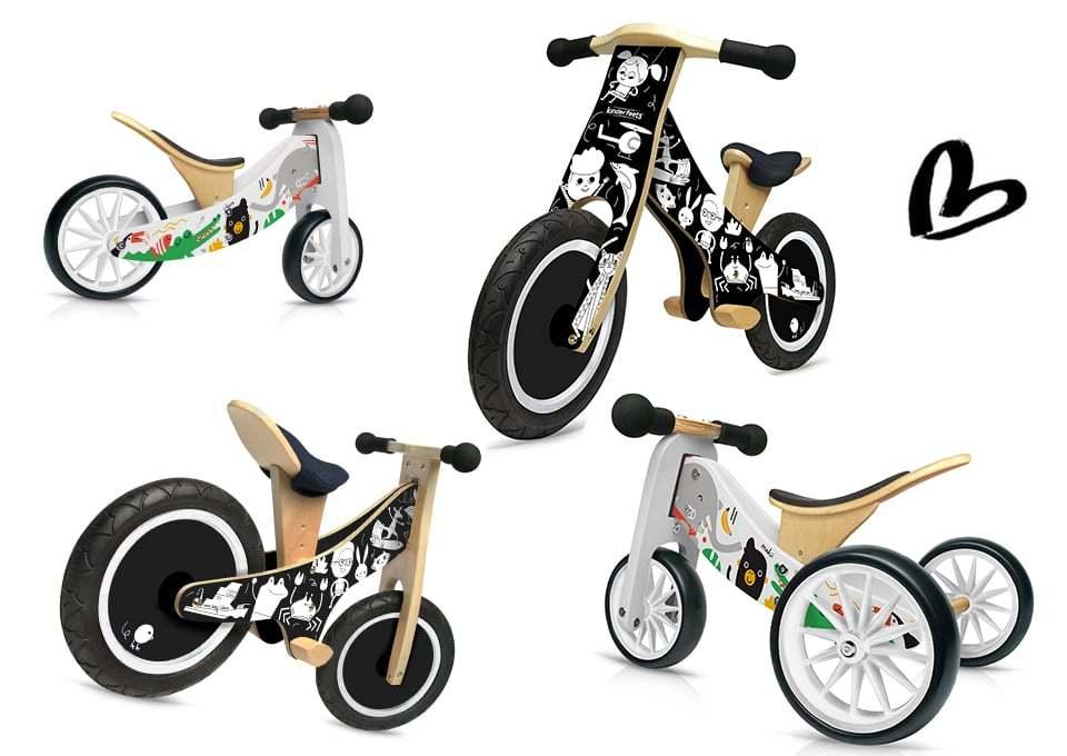 Dit is de it-fiets voor stoere peuters en kleuters