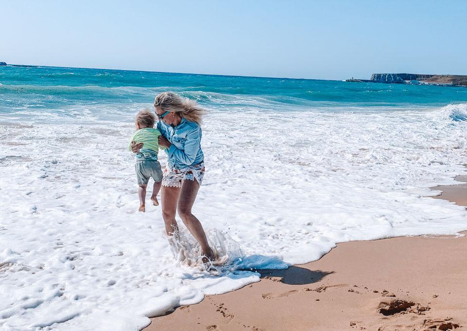 Ideaal vakantieresort voor kleine kinderen: Martinhal in Sagres, Portugal