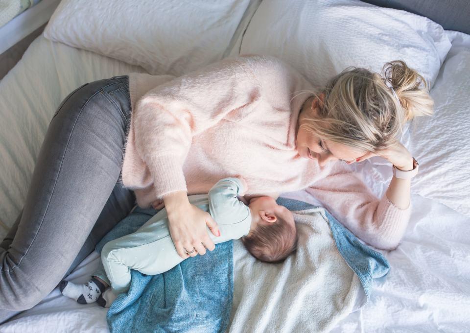 12 feitjes over borstvoeding die je vast nog niet wist