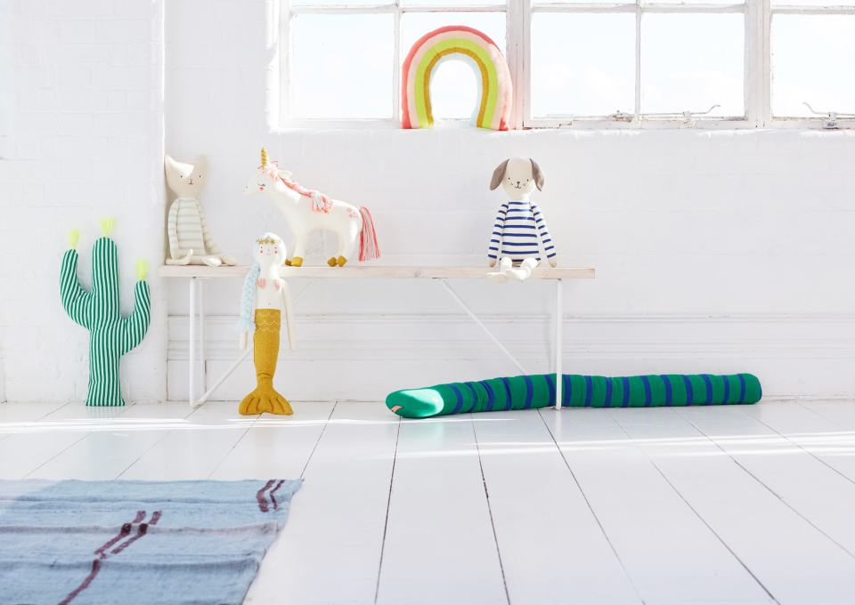 MiniMe Loves: kids home collectie van Meri Meri