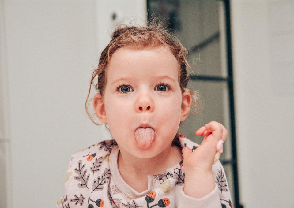 Kind 3 jaar oud