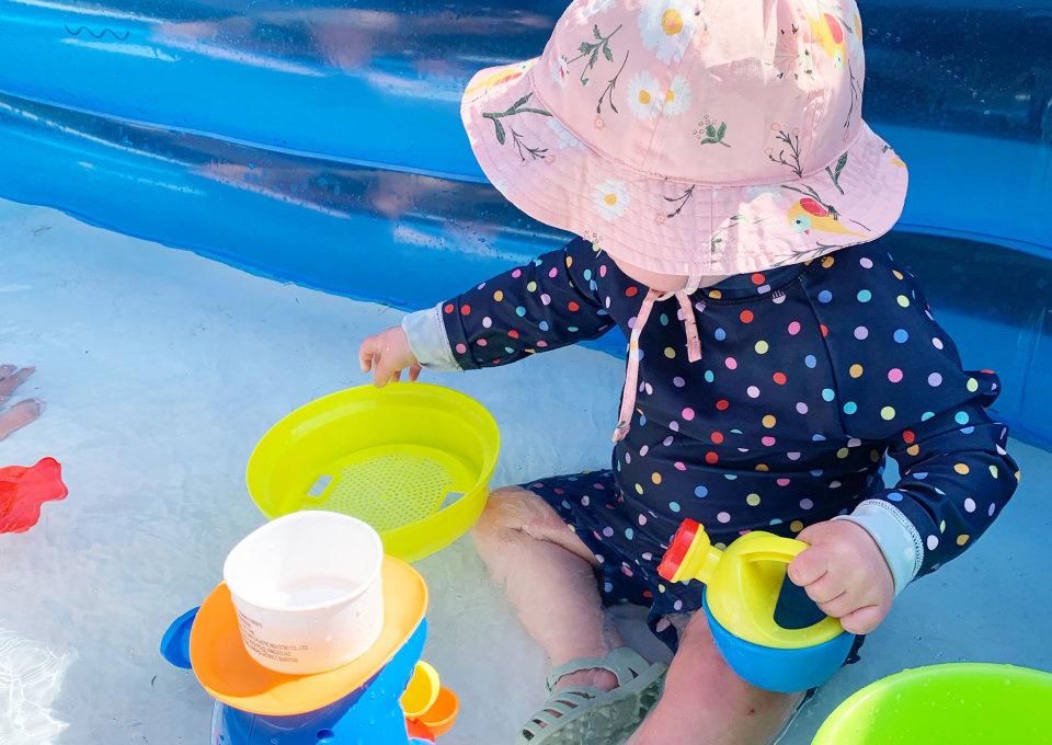 12x De leukste zonnehoedjes voor je kindje
