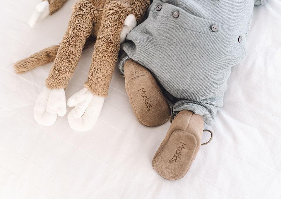 Welke schoenmaat heeft mijn baby?