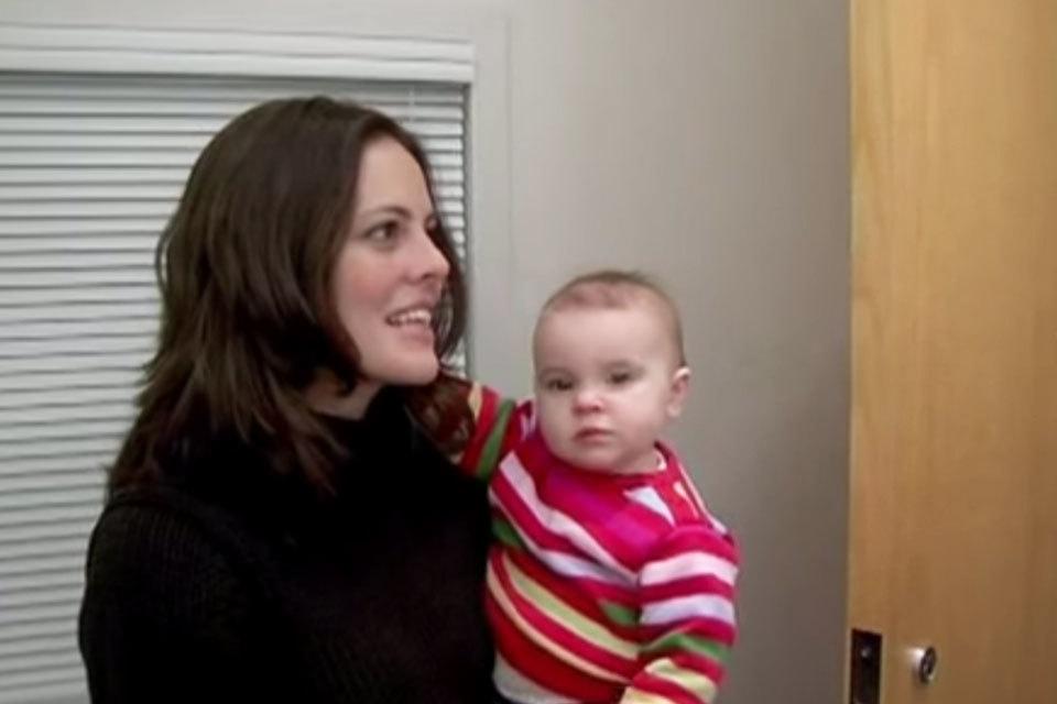 Baby's en kinderen zijn gevoelig voor hun omgeving