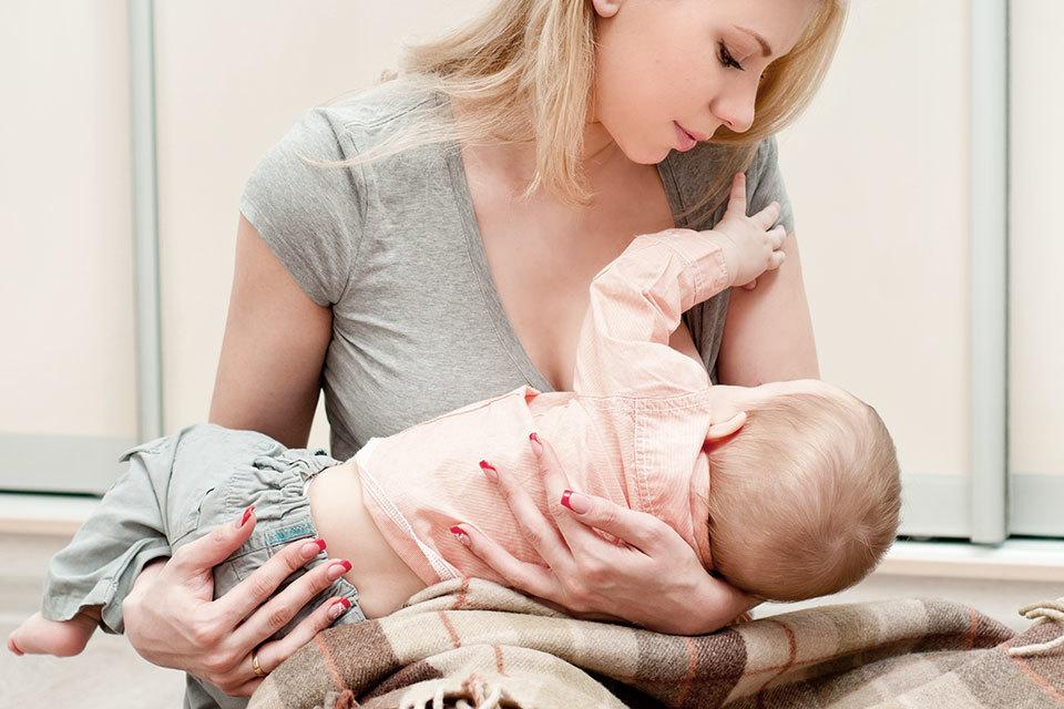 Borstvoeding geven tijdens zwangerschap