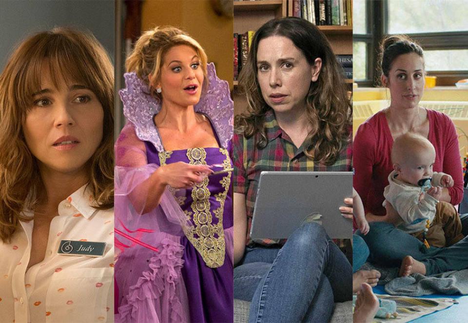 De 11 beste Netflix-series voor en over moeders