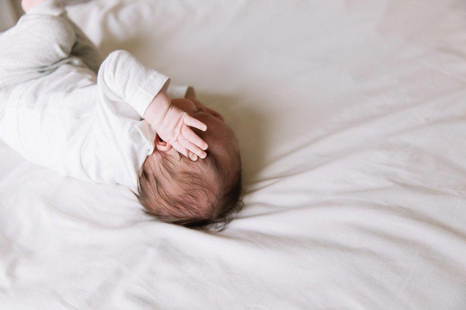 Dit vergeet ik nooit meer van de eerste nacht met een baby in huis