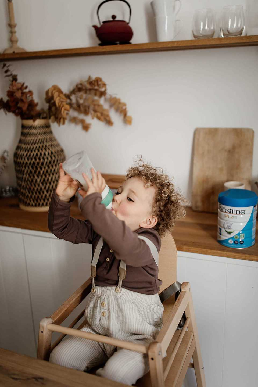 Opvolgmelk voor je baby, waar moet je op letten?