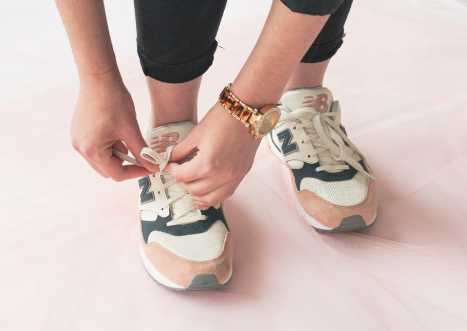 Musthave pastel sneakers