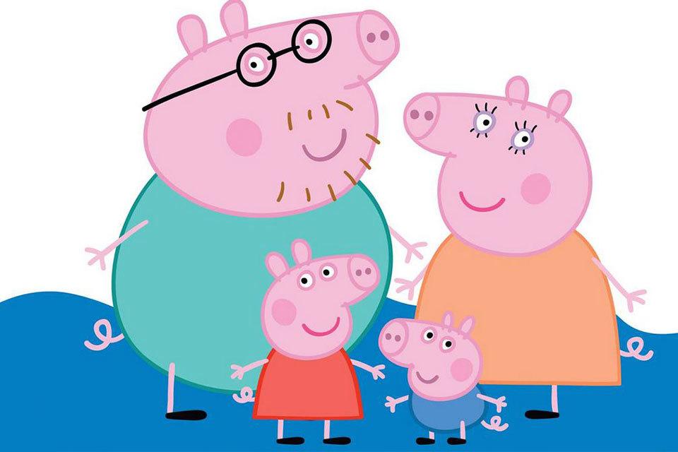 WIN! Peppa Pig DVD's en kadobon van 50 euro!