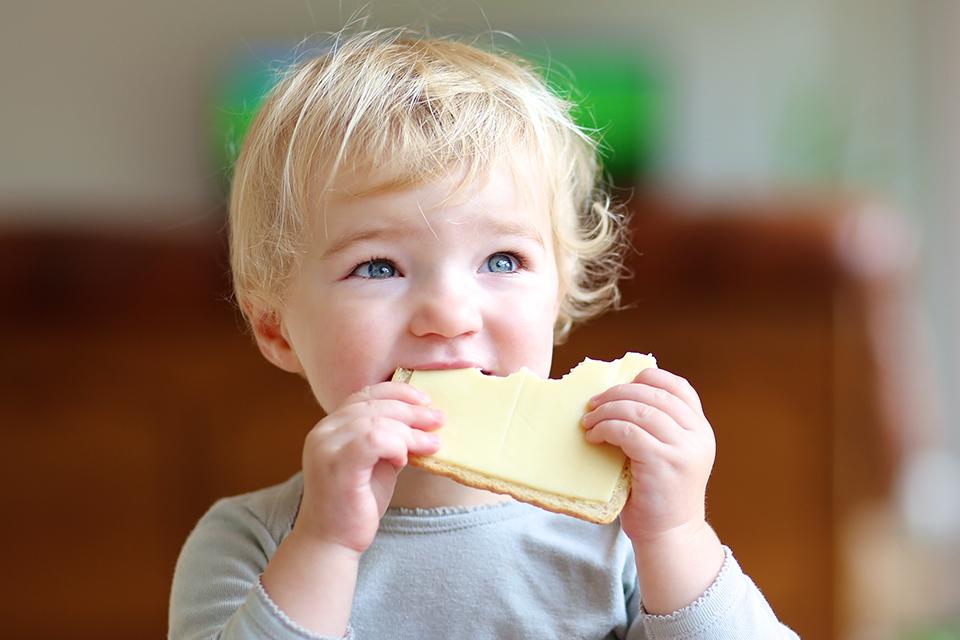 Kinderen leren eten? Valkuilen en oplossingen