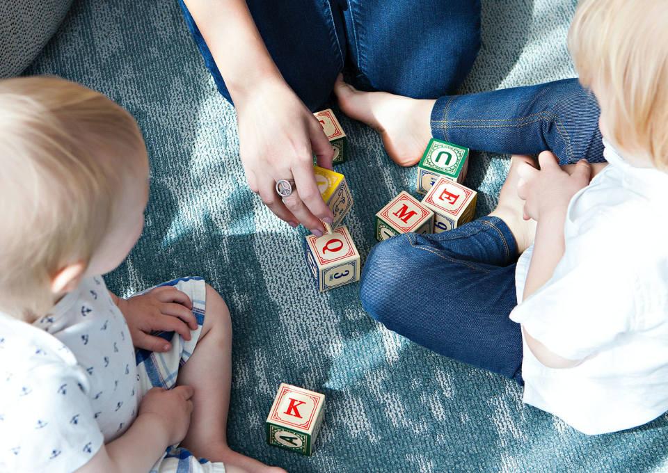 Spelletjes voor een kind van 5 jaar