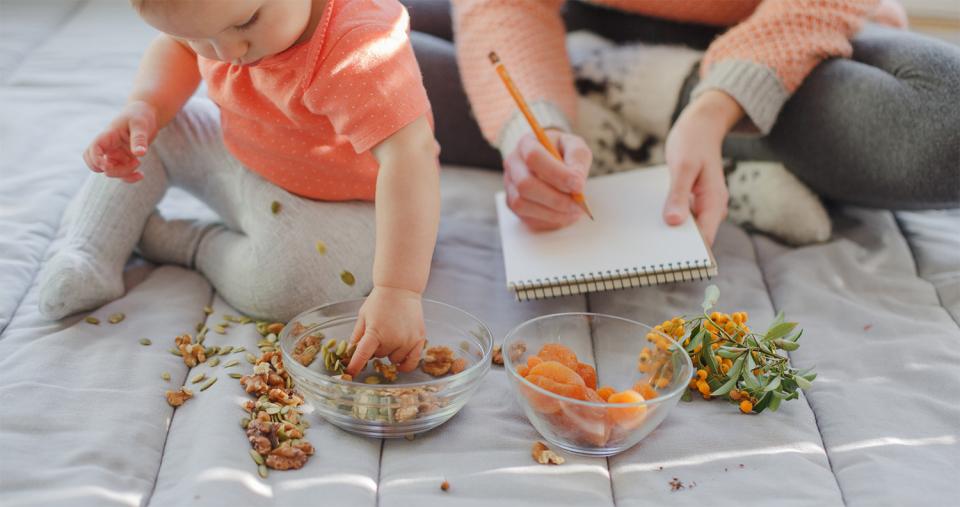 Kind wil niet eten: de lust-ik-niet fase