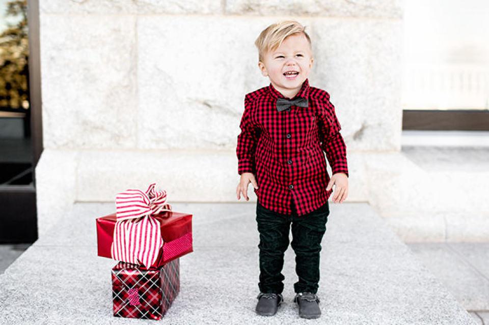 SHOPPEN: Baby- en kinderkleding voor feestdagen