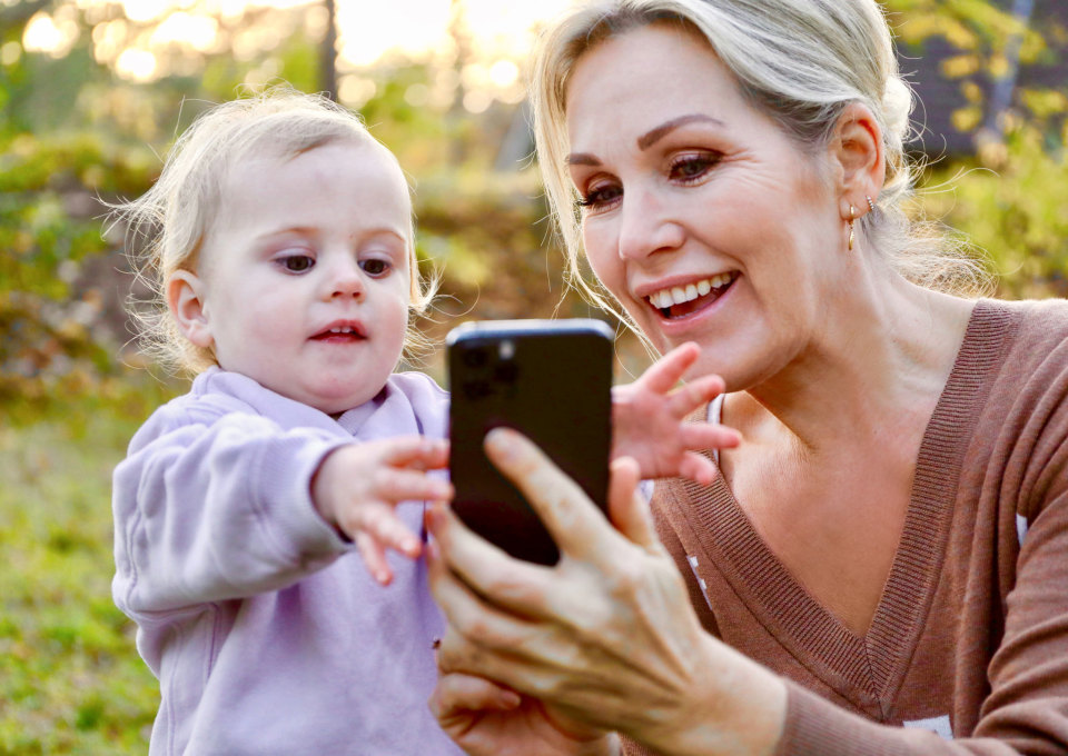 Gespot! Toegankelijke fotocursus Smartphone voor Mama