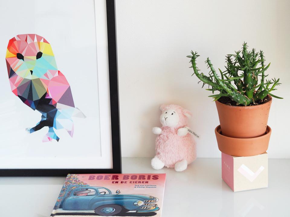 Planten in de babykamer: ja of nee?
