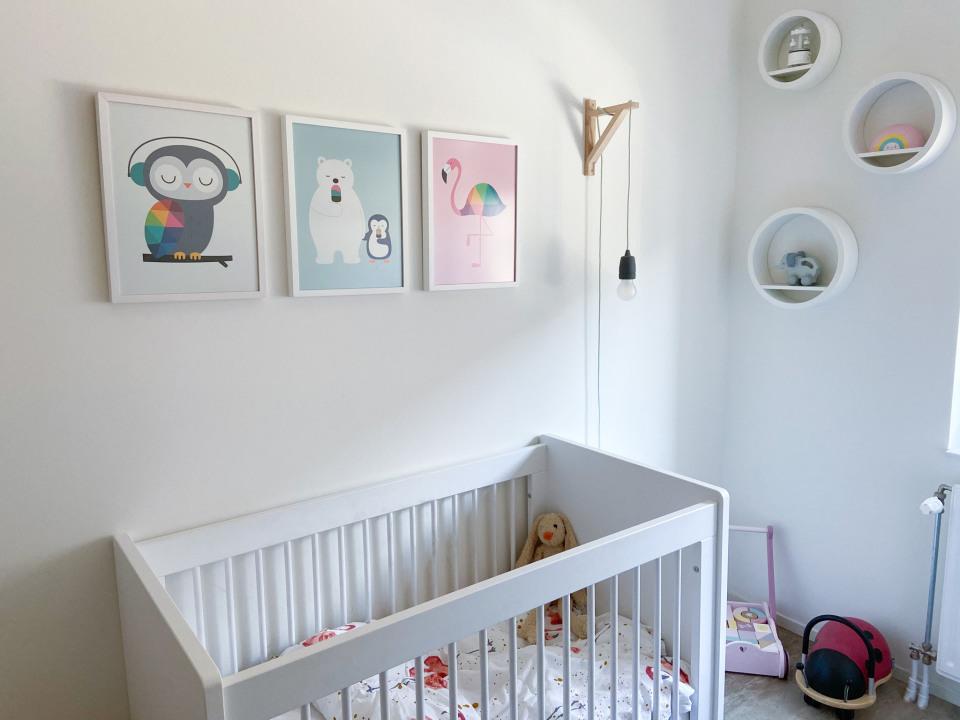Gespot! Supermooie dierenprints voor de baby- of kinderkamer
