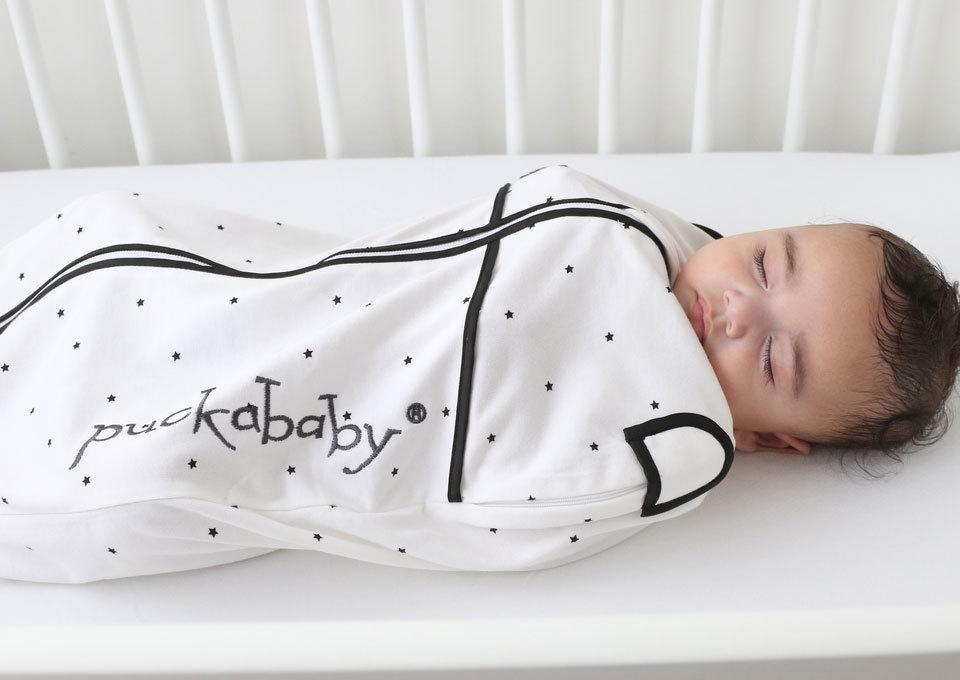 Slaapt je baby onrustig? Dit kun je doen!