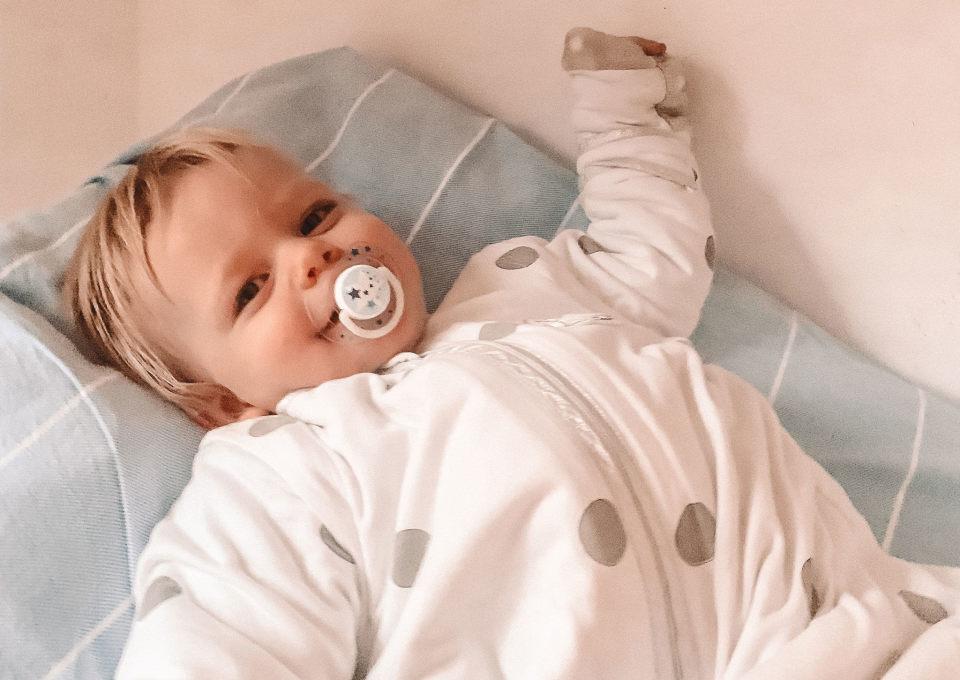 Gespot! Slaapzak voor baby & dreumes: Puckababy Bag 4 Seasons