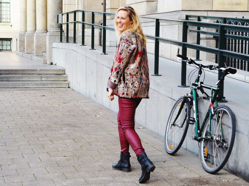 Outfit of the day | Sarah kiest voor rood!