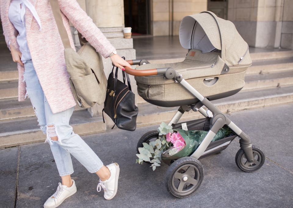 MiniMe Loves: Voetenzak kinderwagen