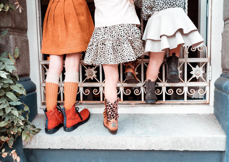 Schoenen kopen voor je kind: waar let je op?