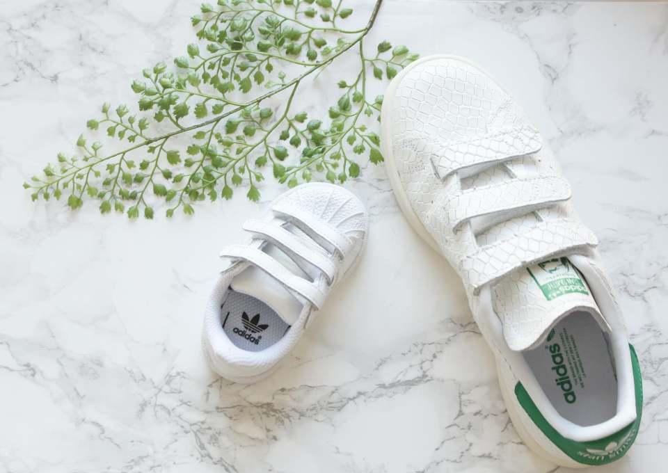 De leukste sneakers voor baby's