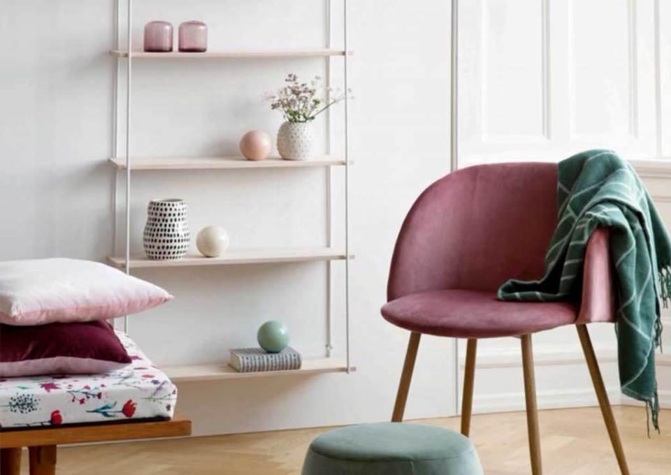 Verliefd op deze eetkamer stoelen van Søstrene Grene