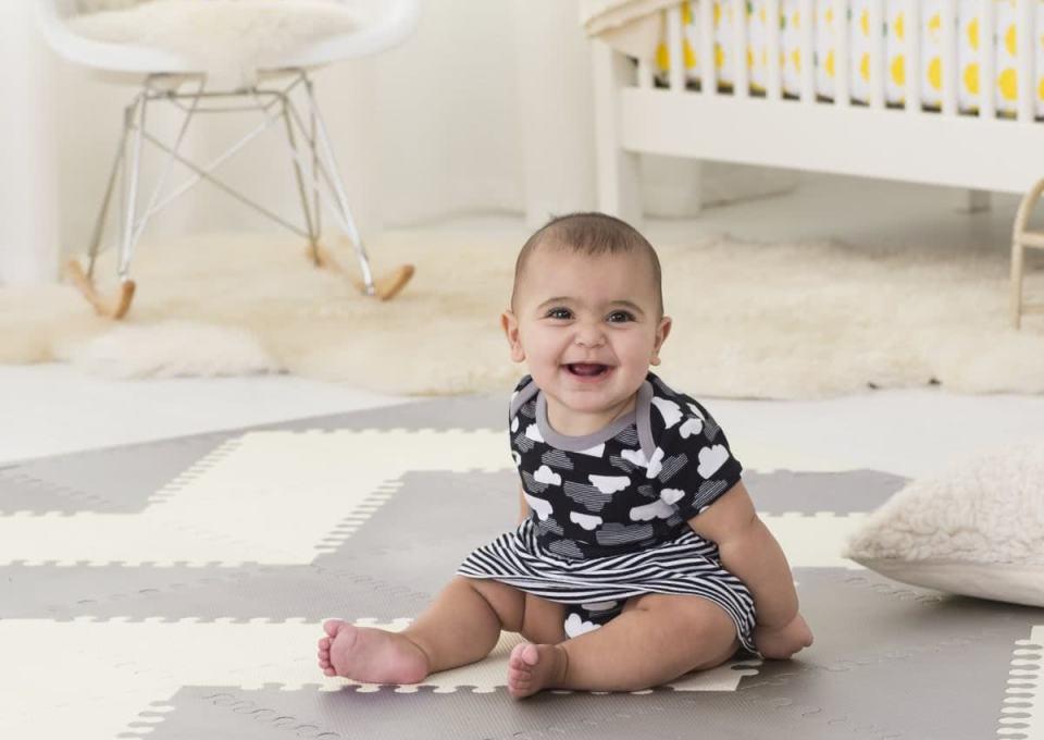 5x Speelmatten voor buiten: lekker de tuin in met je baby!
